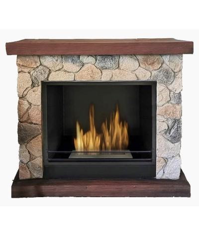 Heating - Bioethanol fireplace - SASSO 00261 GMR TRADING - 1