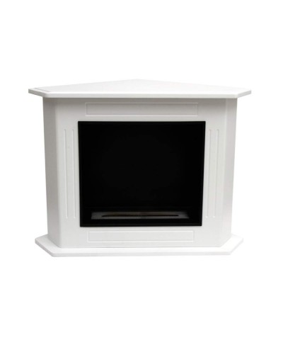 Heating - Bioethanol Fireplace - DONATELLO White 00091 GMR TRADING - 1