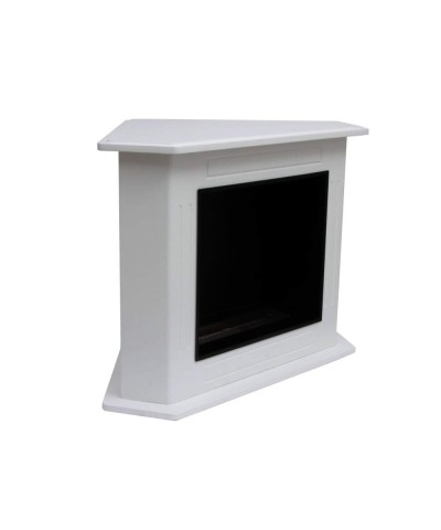 Heating - Bioethanol Fireplace - DONATELLO White 00091 GMR TRADING - 2