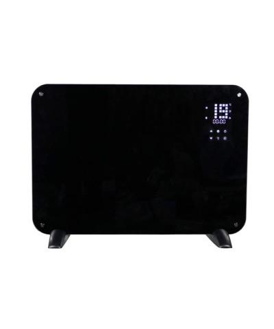 Wall heating - Heating panel - Leo black 12702 GMR TRADING - 1