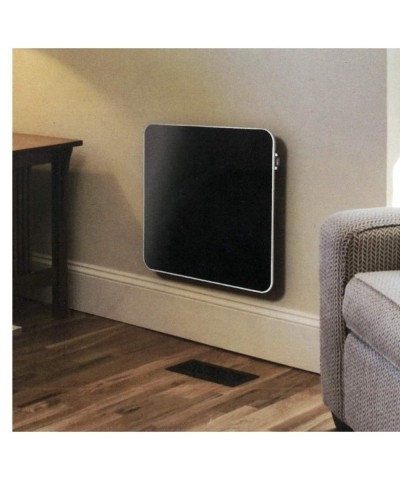 Wall heating - Heating panel - ARIES Black 12701 GMR TRADING - 1
