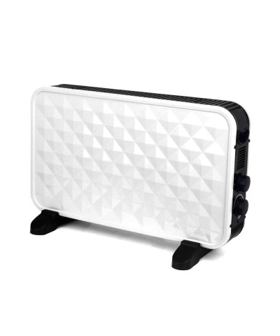 Heating - Thermoconvector - VIRGO CHANEL Black 12708 GMR TRADING - 1