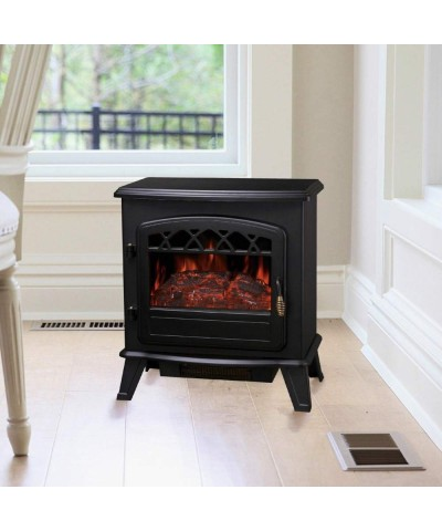 Heating - Electric fireplace - Ilona Nera 00191 GMR TRADING - 1