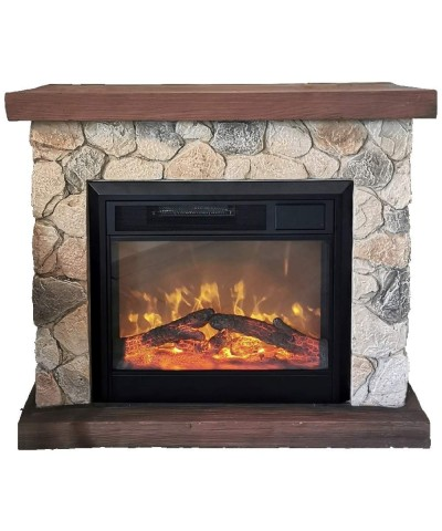 Heating - Electric Fireplace - SASSO 00194 GMR TRADING - 1