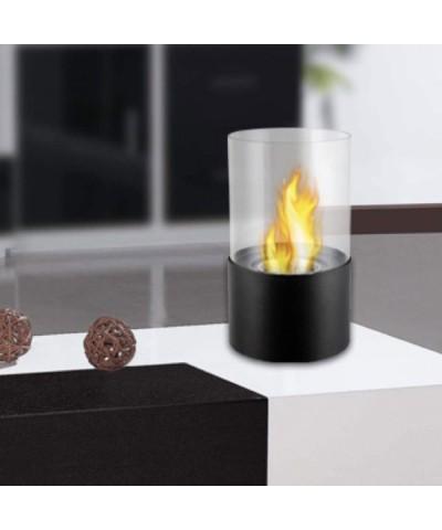 Calefacción de mesa - Chimenea de bioetanol - Chimenea Giotto Nero 00122 GMR TRADING - 1