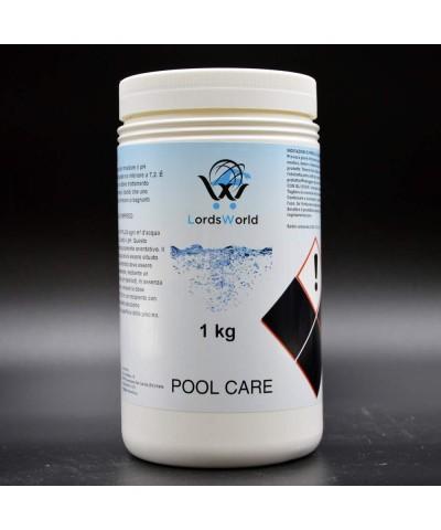 pH plus aumentador pH agua piscina - corrector de pH granulado 1Kg LordsWorld Pool Care - 2