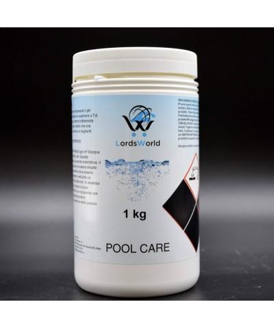 pH minus Schwimmbadwasser pH-Reduzierer - körniger pH-Korrektor 1Kg LordsWorld Pool Care - 2