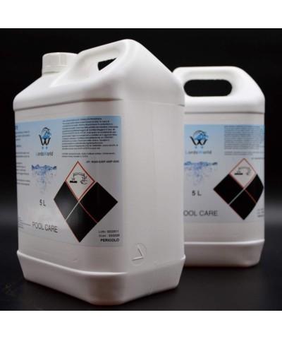 Dégraissant bord et zone de piscine - Traitement liquide alcalin 10Lt LordsWorld Pool Care - 3