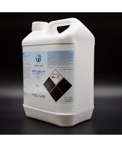 Anti-calcaire liquide - empêche formation calcaire pour piscines 5Lt LordsWorld Pool Care - 3