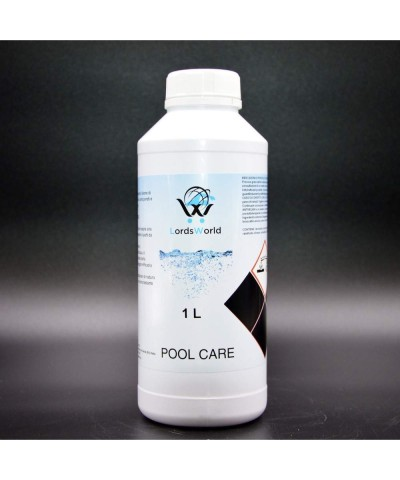 Liquid anti-limescale - prevents limescale formation for pools 1Lt LordsWorld Pool Care - 2