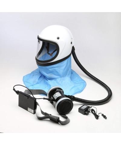 Casco protettivo con Elettrorespiratore per Sabbiatura 0313218 Kasco - 1