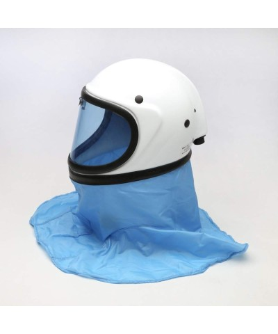 Casco protettivo con Elettrorespiratore per Sabbiatura 0313218 Kasco - 2